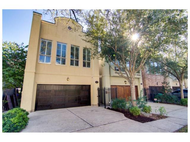 4407 Feagan, Houston, TX 77007 (MLS #99340505) :: Giorgi Real Estate Group
