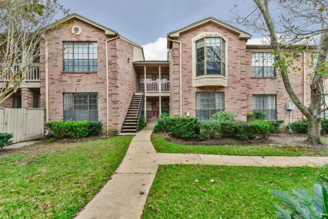 2255 Braeswood Park Drive #147, Houston, TX 77030 (MLS #9993388) :: Oscar Fine Properties