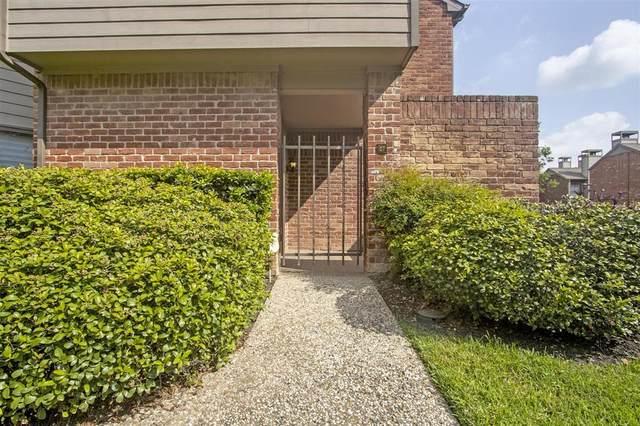 7447 Cambridge Street #27, Houston, TX 77054 (MLS #10020566) :: Guevara Backman