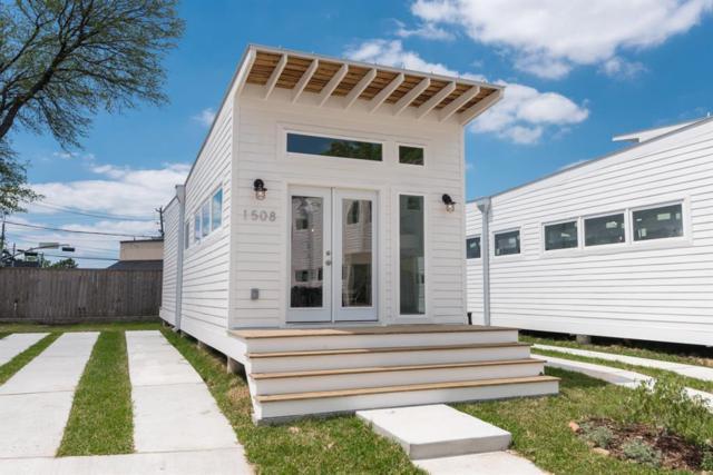 1508 Dumble Street, Houston, TX 77023 (MLS #10342292) :: Texas Home Shop Realty