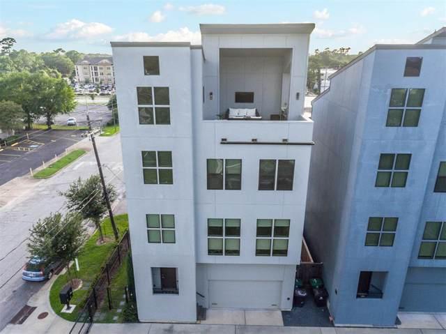 1611 W 22nd Street F, Houston, TX 77008 (MLS #10448494) :: Giorgi Real Estate Group
