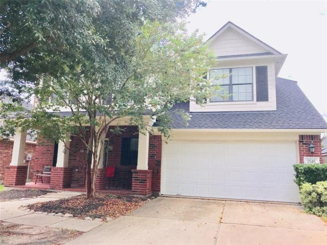 2546 Pepperidge Drive, Katy, TX 77494 (MLS #10677984) :: Fairwater Westmont Real Estate