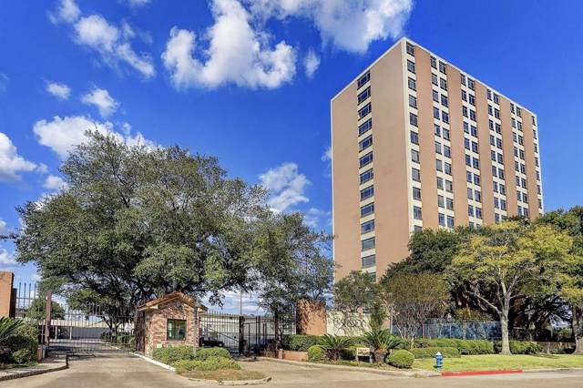 7510 Hornwood Drive #8, Houston, TX 77036 (MLS #11122696) :: The Bly Team