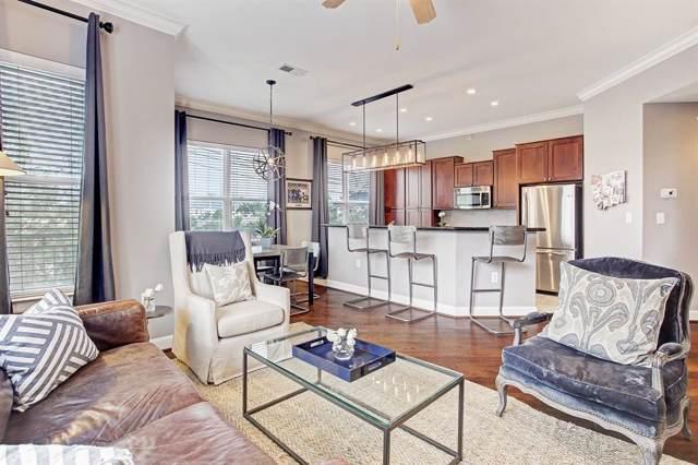 1010 Rosine Street #24, Houston, TX 77019 (MLS #12051087) :: Caskey Realty