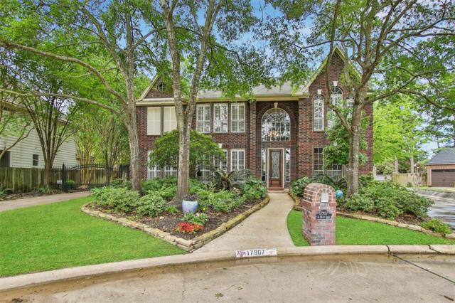 17907 Saint Helen Court, Spring, TX 77379 (MLS #12594926) :: The Home Branch