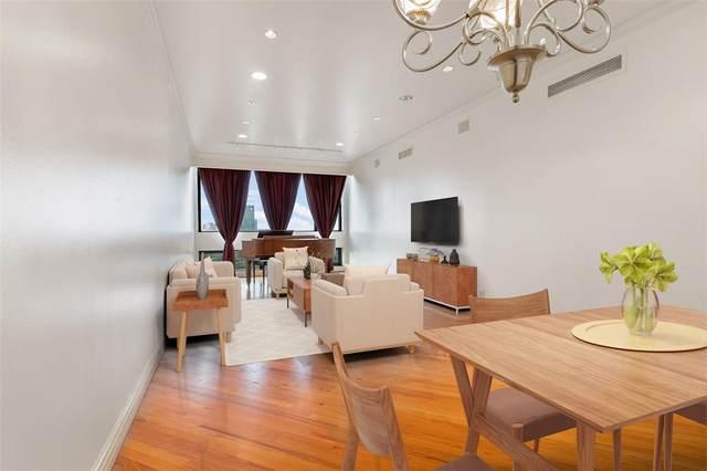 1111 Hermann Drive 15B, Houston, TX 77004 (MLS #13199516) :: My BCS Home Real Estate Group