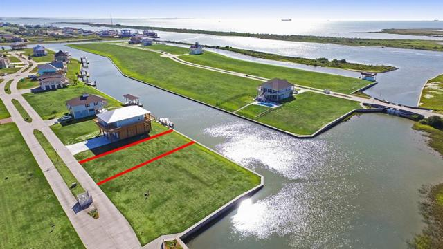 2117 Laguna Harbor Cove Boulevard, Port Bolivar, TX 77650 (MLS #13256651) :: The SOLD by George Team
