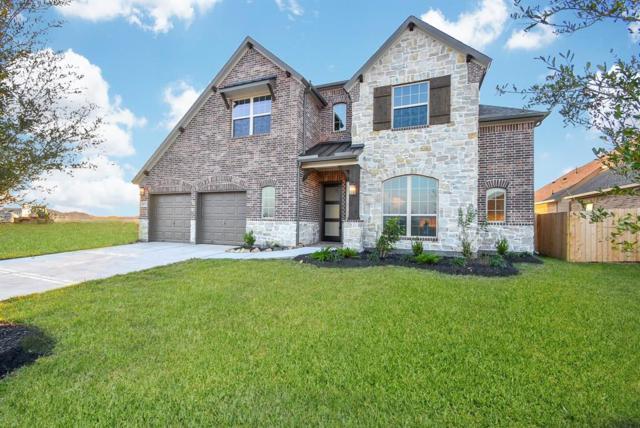 10122 Whitney Reach Drive, Rosharon, TX 77583 (MLS #14050241) :: Texas Home Shop Realty
