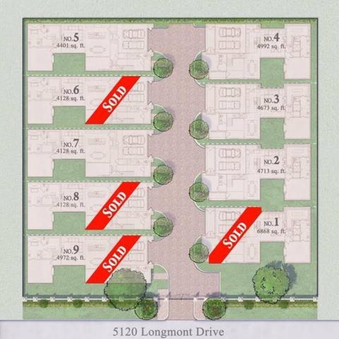 5120 #3 Longmont Drive, Houston, TX 77056 (MLS #14722488) :: Krueger Real Estate