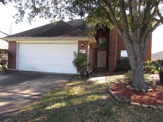 5406 Palo Duro Drive, Pearland, TX 77584 (MLS #15388950) :: The Jennifer Wauhob Team
