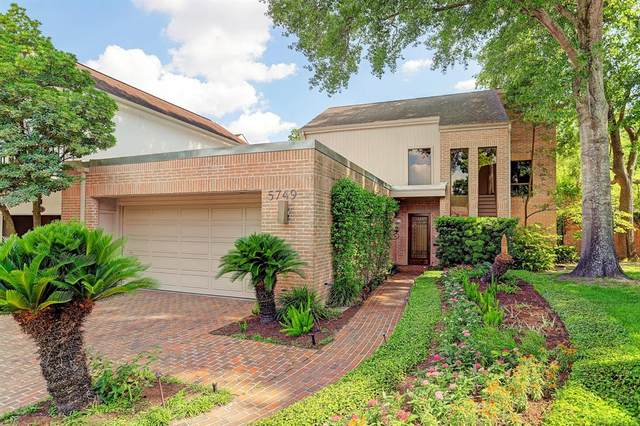 5749 Indian Circle, Houston, TX 77057 (MLS #16057187) :: Michele Harmon Team