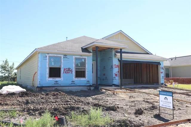 1201 Bronco Run Drive, Alvin, TX 77511 (MLS #16150537) :: Caskey Realty