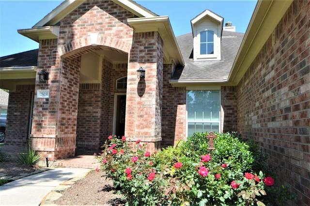 25031 Haverford Road, Spring, TX 77389 (MLS #17370811) :: Christy Buck Team