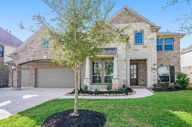 3015 Cooper Hawk Lane, Richmond, TX 77406 (MLS #17867132) :: The Freund Group
