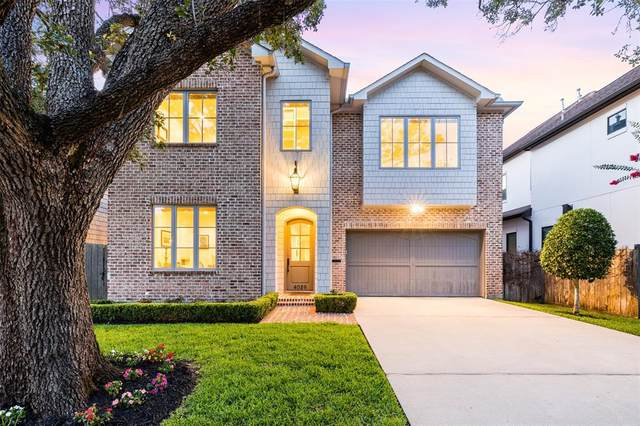 4028 Coleridge Street, Houston, TX 77005 (MLS #18794420) :: The Freund Group