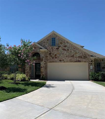 3809 Evergreen Way, Montgomery, TX 77356 (MLS #18940440) :: The Freund Group