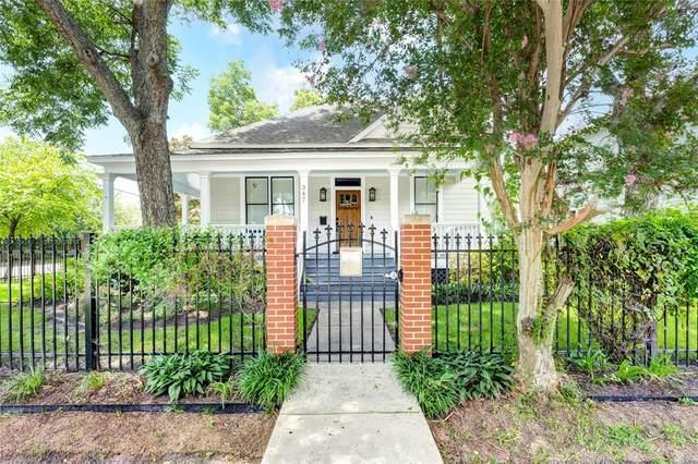 347 W 27th Street, Houston, TX 77008 (MLS #19473888) :: Keller Williams Realty