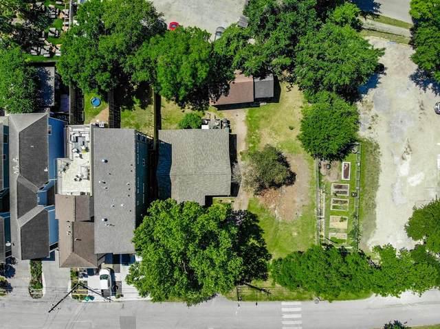 1610 W 21st Street, Houston, TX 77008 (MLS #20416655) :: Texas Home Shop Realty