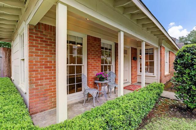 2715 Robinhood, West University Place, TX 77005 (MLS #20628452) :: Texas Home Shop Realty