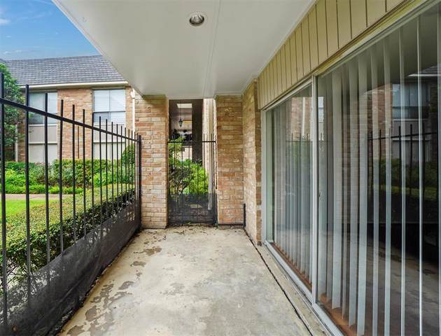 2230 S Piney Point Road #120, Houston, TX 77063 (MLS #20993500) :: All Cities USA Realty