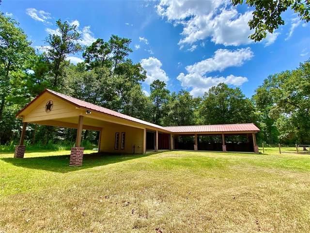 14109 Horseshoe Bend N, Conroe, TX 77384 (MLS #21088290) :: Green Residential