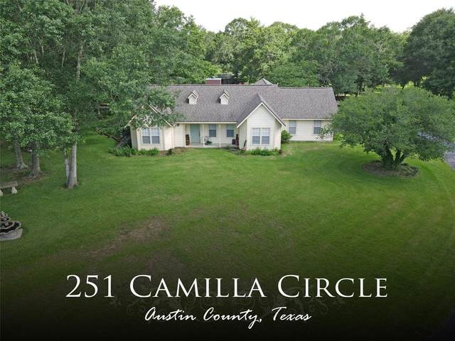 251 Camilla Circle, Bellville, TX 77418 (MLS #21807118) :: The SOLD by George Team