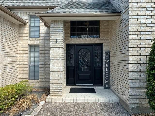 8115 Rebawood Drive, Humble, TX 77346 (MLS #22207403) :: The Home Branch