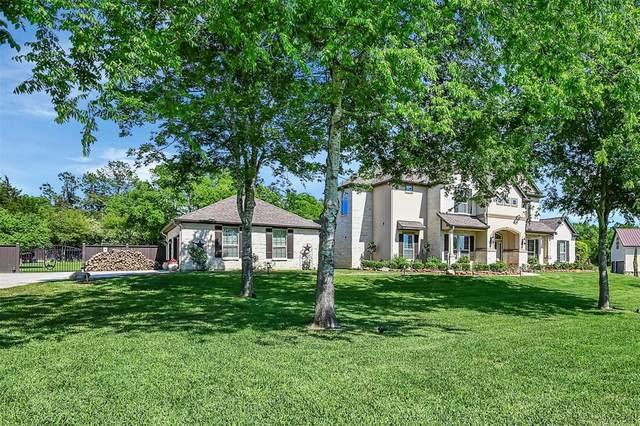 14710 Turquoise Court, Willis, TX 77378 (MLS #23023398) :: Guevara Backman