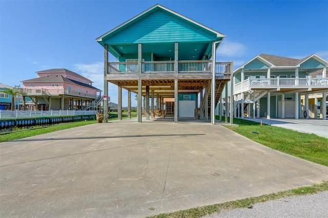 923 Tidelands Drive, Crystal Beach, TX 77650 (MLS #2374168) :: Christy Buck Team