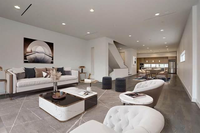 306 W Pierce Street, Houston, TX 77019 (MLS #23845828) :: Giorgi Real Estate Group