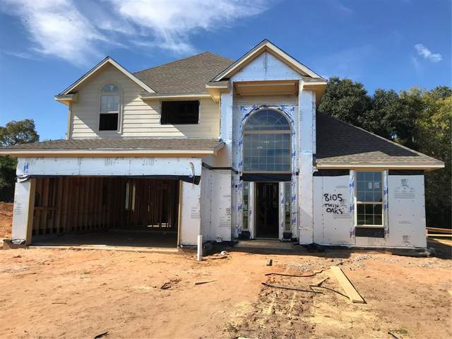 1805 Twin Oaks Circle, Brenham, TX 77833 (MLS #24147206) :: Ellison Real Estate Team