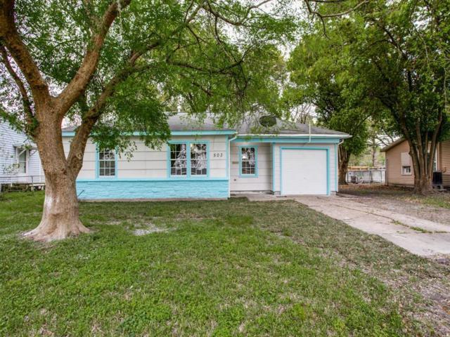 503 Wisteria Street, La Marque, TX 77568 (MLS #25139496) :: Texas Home Shop Realty