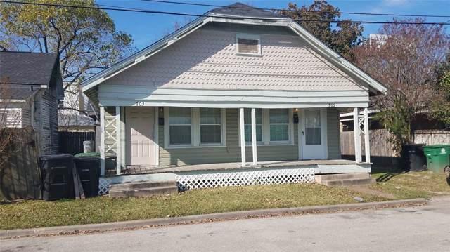 3417 Baer Street, Houston, TX 77020 (MLS #25169318) :: Texas Home Shop Realty