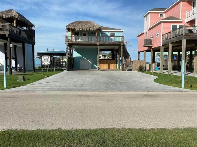 966 Meynig Drive, Crystal Beach, TX 77650 (MLS #26223602) :: The Wendy Sherman Team