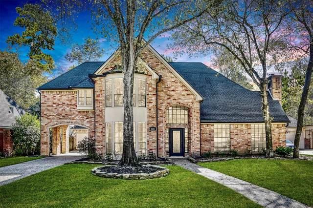 6111 Sandypine Drive, Spring, TX 77379 (MLS #26620965) :: CORE Realty