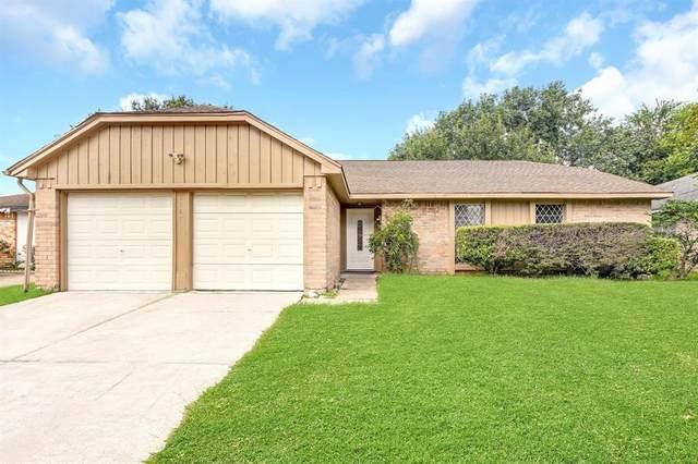 2327 Crooked Lane, Houston, TX 77084 (MLS #27253645) :: Caskey Realty