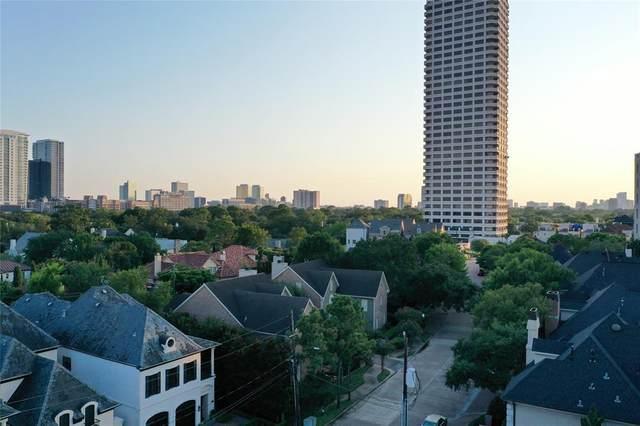 2240 Mimosa Drive Ph-7W, Houston, TX 77019 (MLS #2748056) :: My BCS Home Real Estate Group