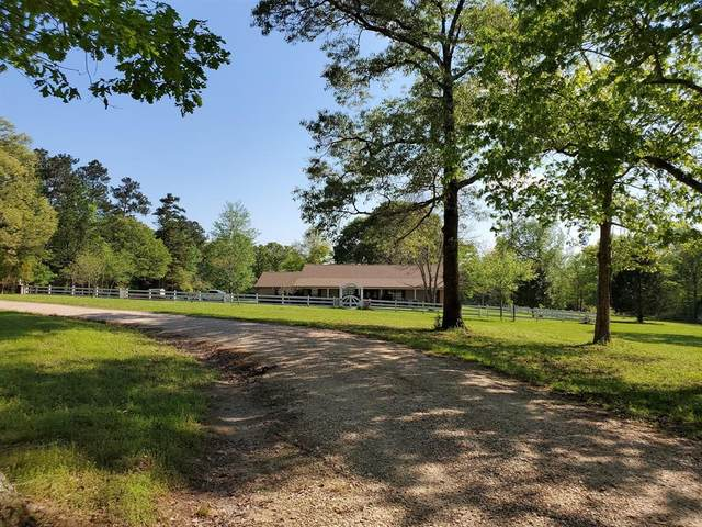 1570 County Road 4260, Woodville, TX 75979 (MLS #27765514) :: The Parodi Team at Realty Associates
