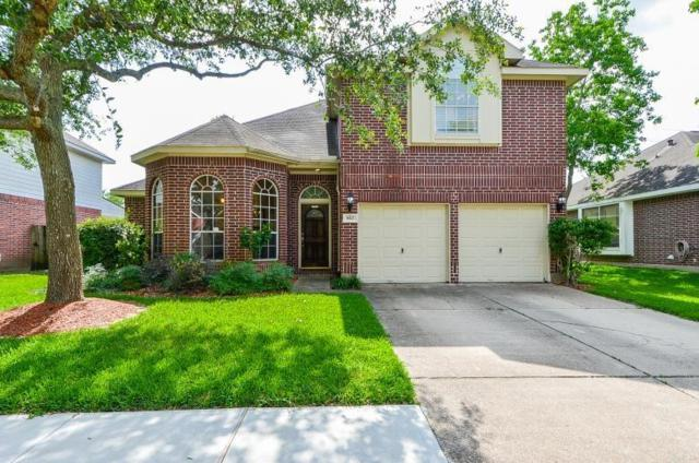 1022 Portsmouth Drive, Pearland, TX 77584 (MLS #28369077) :: Texas Home Shop Realty