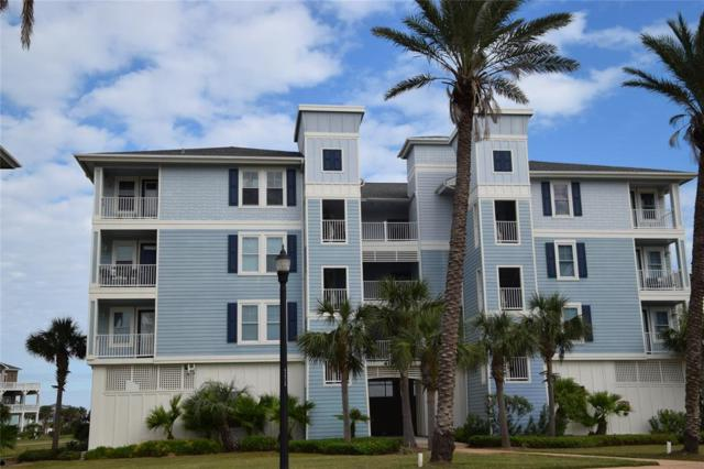 4131 Pointe West Drive #303, Galveston, TX 77554 (MLS #29096078) :: The SOLD by George Team