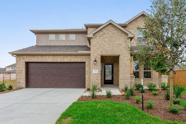 3843 Supremes Trail, Spring, TX 77386 (MLS #29151927) :: The Parodi Team at Realty Associates