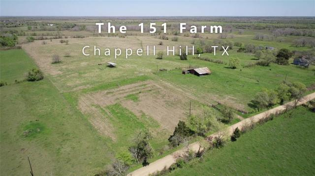 8701 Whiddon Road Road, Chappell Hill, TX 77426 (MLS #29257758) :: Texas Home Shop Realty