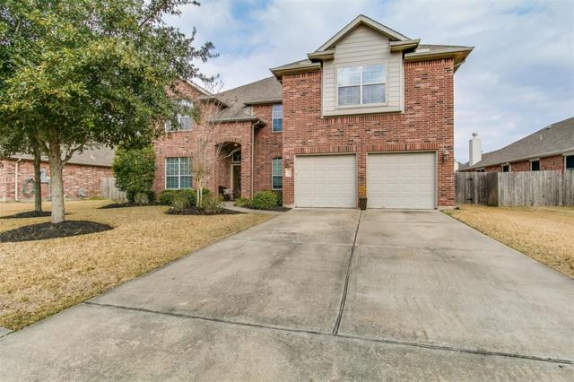 1757 Silver Bend Drive, Dickinson, TX 77539 (MLS #29338826) :: Texas Home Shop Realty