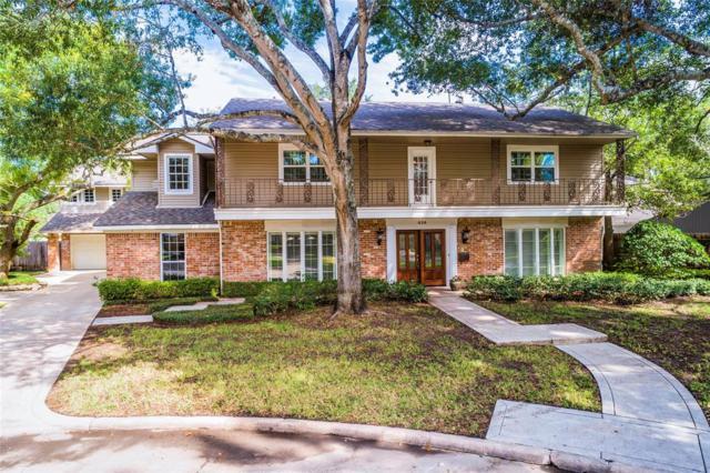 426 Hickory Post Lane, Houston, TX 77079 (MLS #29469042) :: Giorgi Real Estate Group
