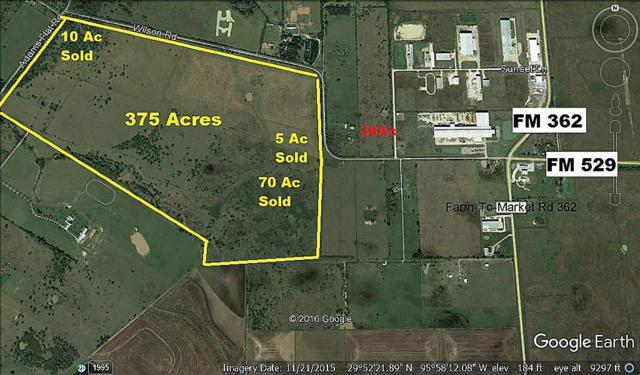 34445 Wilson Road, Brookshire, TX 77423 (MLS #29706010) :: The Property Guys