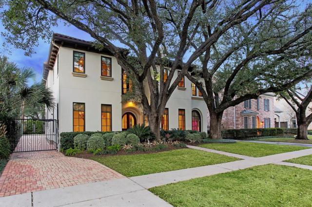 3738 Overbrook Lane, Houston, TX 77027 (MLS #29867213) :: Giorgi Real Estate Group