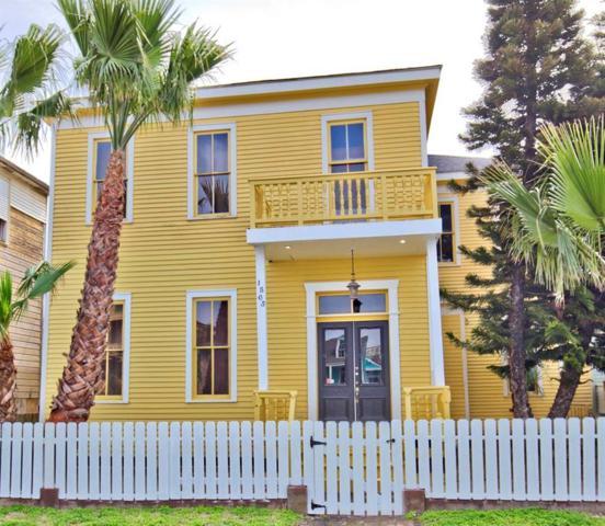 1505 Mechanic Street, Galveston, TX 77550 (MLS #2994647) :: The Heyl Group at Keller Williams