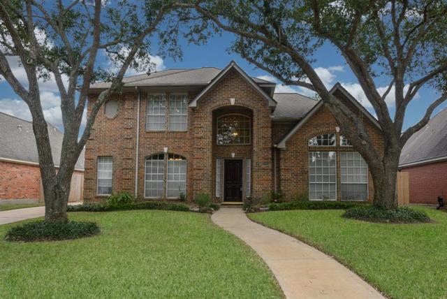1015 Rosemeadow Drive, Houston, TX 77094 (MLS #30279563) :: The Heyl Group at Keller Williams