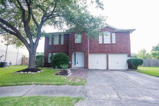 8206 Ash Garden Court, Houston, TX 77083 (MLS #30285483) :: The Heyl Group at Keller Williams