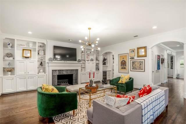 6406 Auden Street, Southside Place, TX 77005 (MLS #30964400) :: The Home Branch